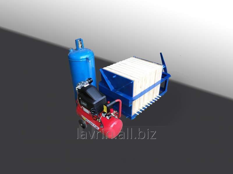 Buy Line filtration of vegetable oils, P-2