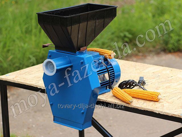 Измельчитель зерна бытовой Эликор (код E-3)