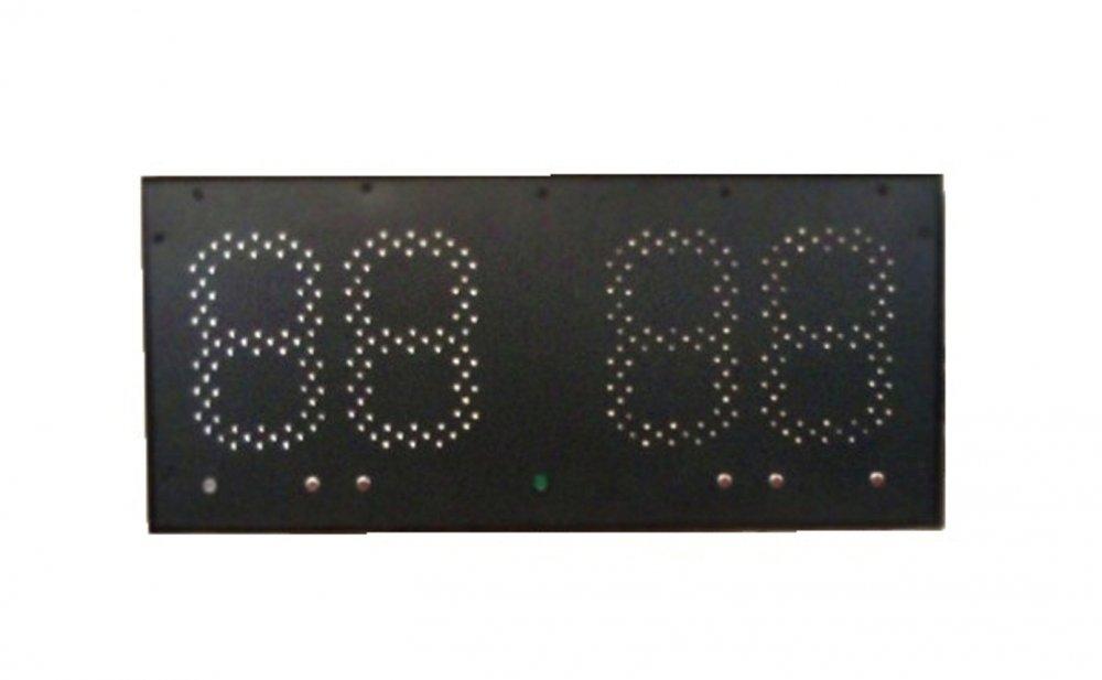Светлодиодное табло для футбола и спортивных игр