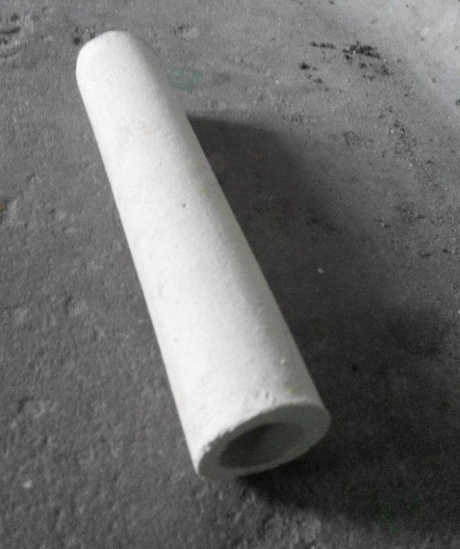 Трубка керамическая МКР 7х2,5