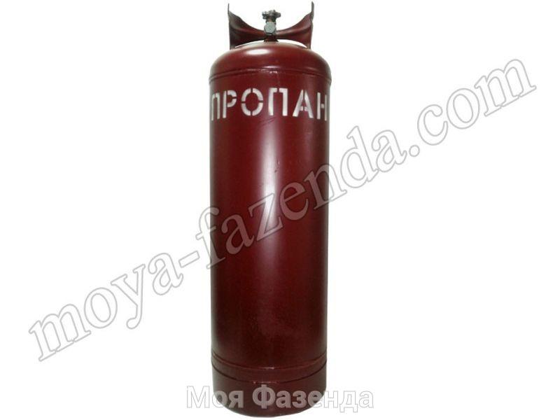 Баллон газовый 50 литров Украина (код R-23)