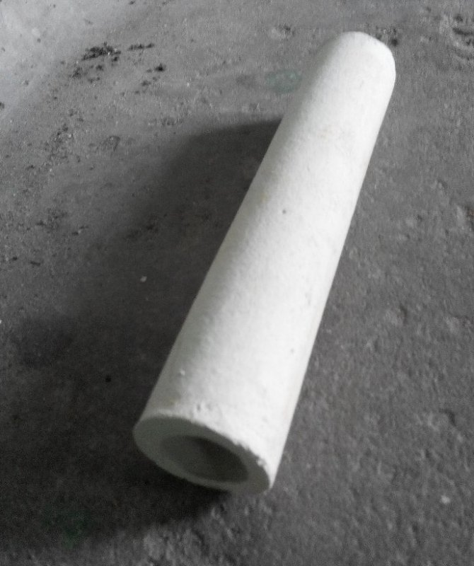 Трубка керамическая МКРЦ 1,5х0,5