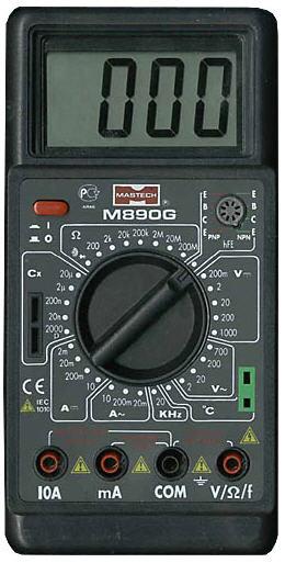 мультиметр Mastech M838