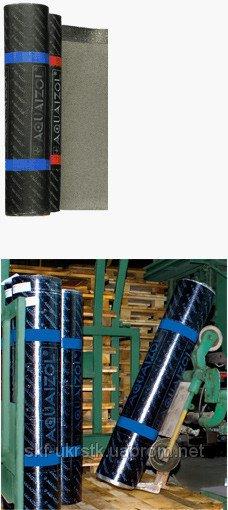Еврорубероид Акваизол СБС-ПЭ-2,5