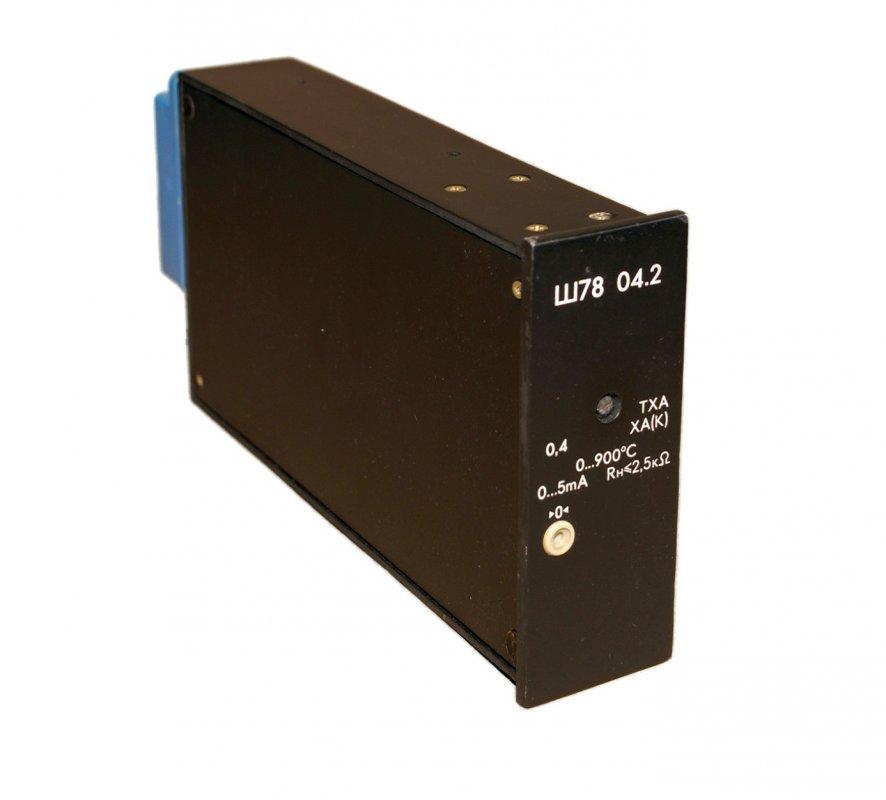 Преобразователи аналоговые Ш-78, Ш-79, ЭП 4700, ЭП 4701, ЭП 4702, ЭП 4703