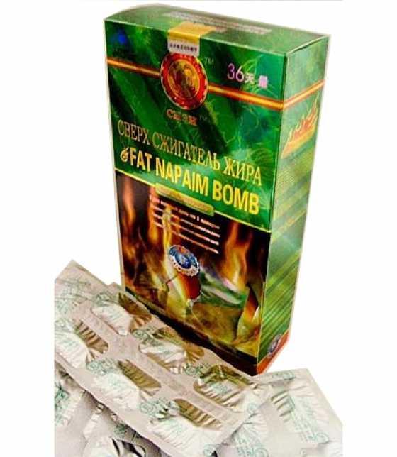 Бомба зелёная № 36 таблетки для похудения Днепропетровск Кировоград купить