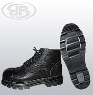 Купить Ботинки юфтевые (П-024)