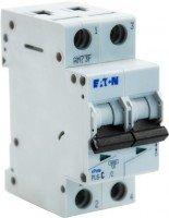 Купить Автоматический выключатель 25 А, кривая С, 2 полюса, PL4-C25/2 Moeller / Eaton