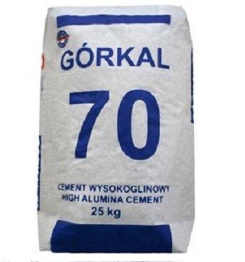 Огнеупорный цемент GORKAL 70