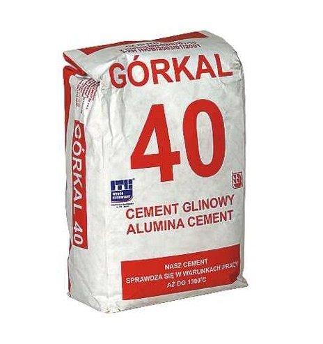 Огнеупорный цемент GORKAL 40