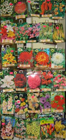 Купить Семена для цветоводства