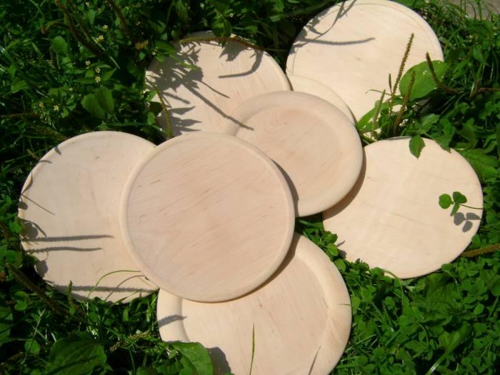 Ексклюзивная деревянная посуда для баров