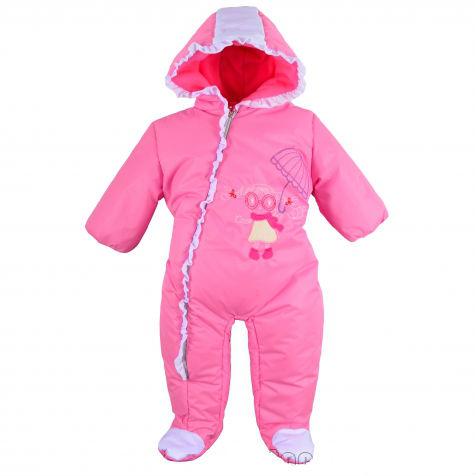 Демісезонний комбінезон Рожевий купити в Хмельницький 13b8627120f88