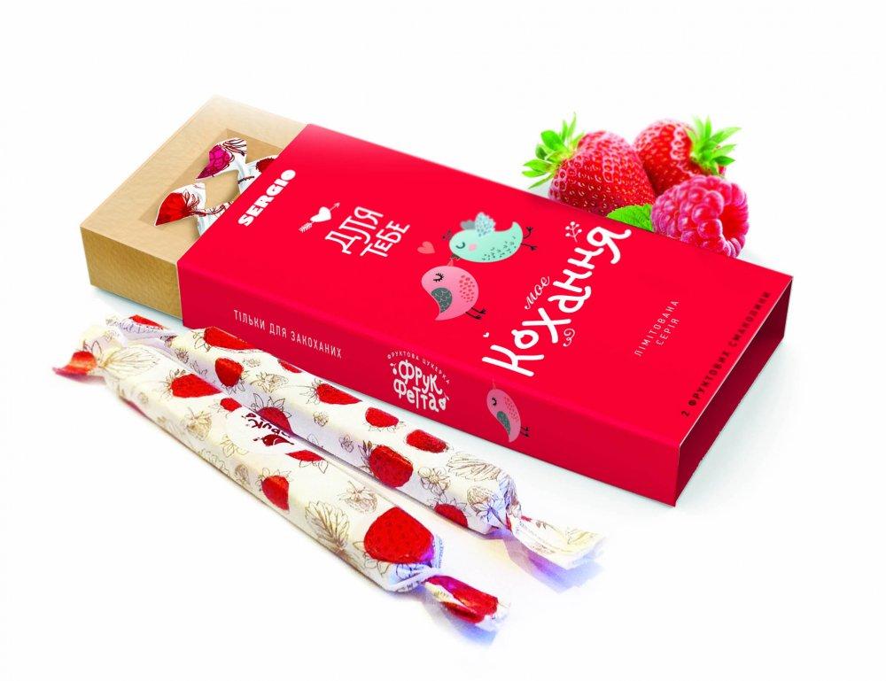 Купить Фруктовые конфеты Моє Кохання