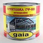 Купить Грунтовка ГФ-021, грунтовка акриловая строительная, лакокрасочные материалы, ЛКМ, грунтовки