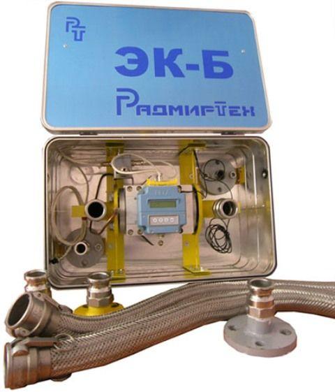Купить Установка экспресс-контроля ЭК-Б G-160 без воздуходувки