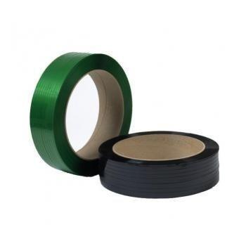 Купить Упаковочная лента ПЭТ 16х0,8 (зеленая)