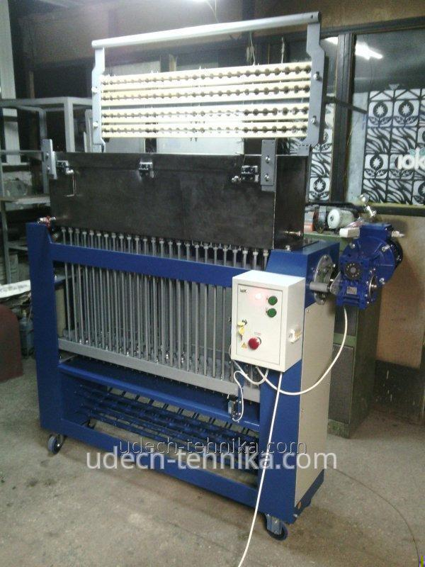 Machine for making candles UTMS-100-21