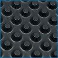 Купить Сетка полиэтиленовая для защиты газона от кротов, рулон 60м2 Г9.60-ПЕ