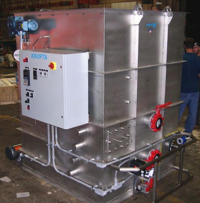Установки флотационно-фильтрационные очистные