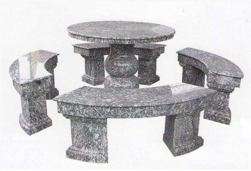 Купити Стіл кам'яний 7