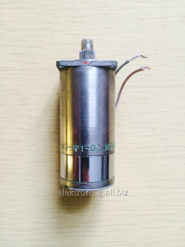 Электродвигатель ДПР-42-Ф1-02