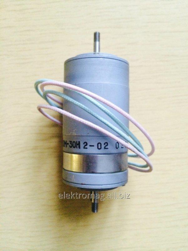 Электродвигатель  ДПМ-30-Н2-02