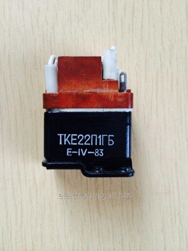 Реле коммутационное ТКЕ22П1ГБ