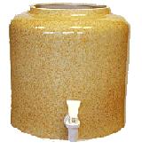 Диспенсер керамический Мрамор песок (арт. 013)