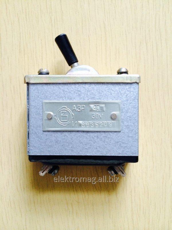 Автомат защиты сети АЗР-40