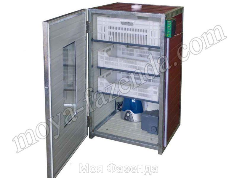 Инкубатор для яиц страуса автоматический (код AI-19)