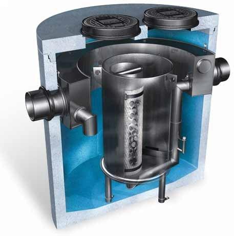 Купить Сепаратор нефти ACO Oleopator K NS 80 (артикул 746.975)
