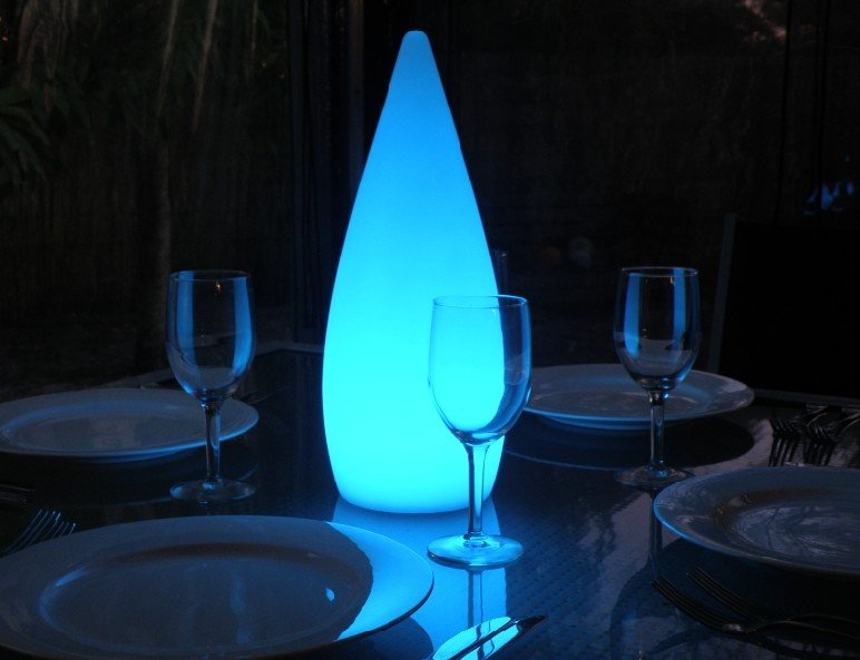 Купити ЛІД (светодиодний)пластиковий декоративний світильник.