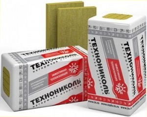 Buy Plates sound-proof of mineral wool Tekhnoflor Grun
