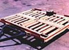 Тележка контейнерная ТКУ-2А