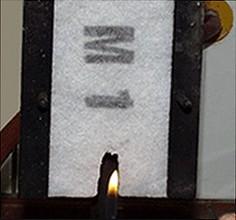 Купить Фильтр не горючий TCS 250-T05