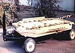 Тележки контейнерные ТК-1,5М, ТК-2,5М