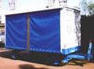Тележка багажно-грузовая ТЕГ-1,8