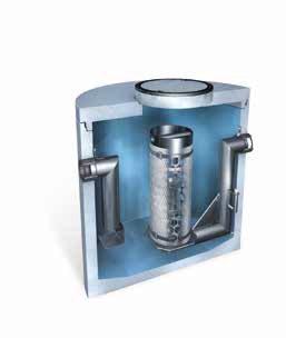 Сепаратор нефти ACO Coalisator CRB 30 (артикул 723.659AN)