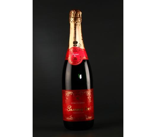 Вино игристое красное «Золотой век» (брют, сухое, полусухое, полусладкое, сладкое)