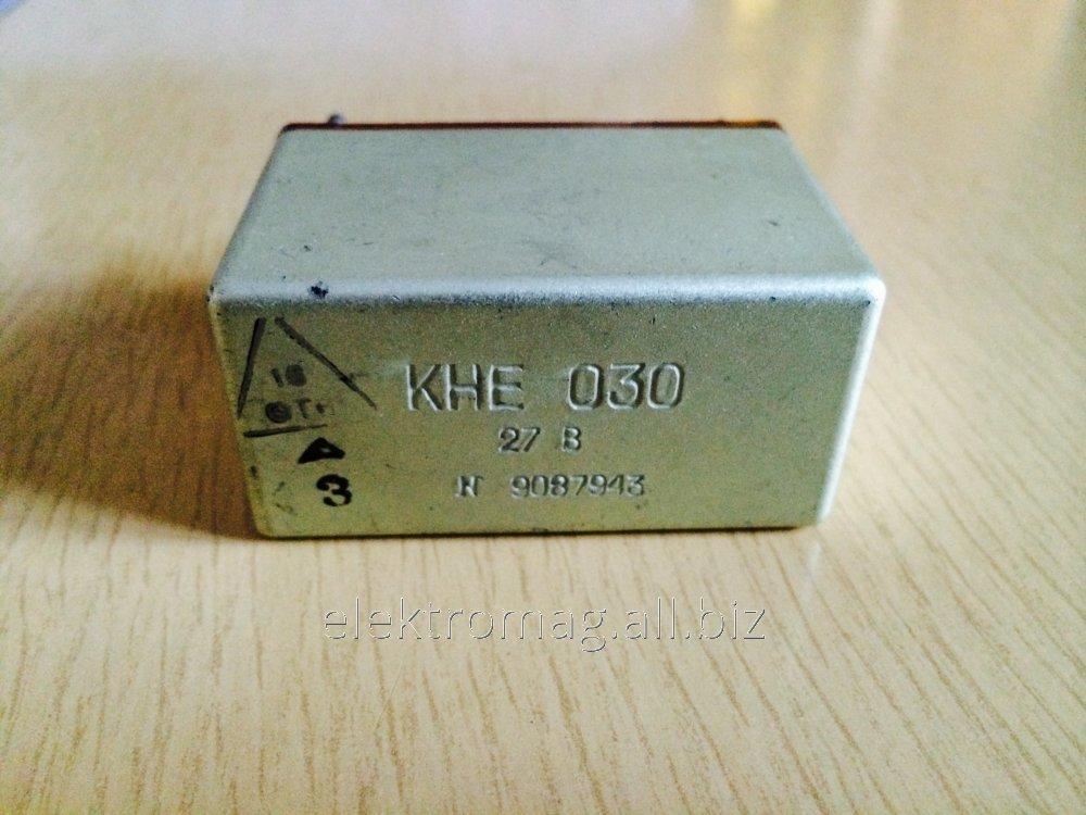 Контактор КНЕ-030 27В