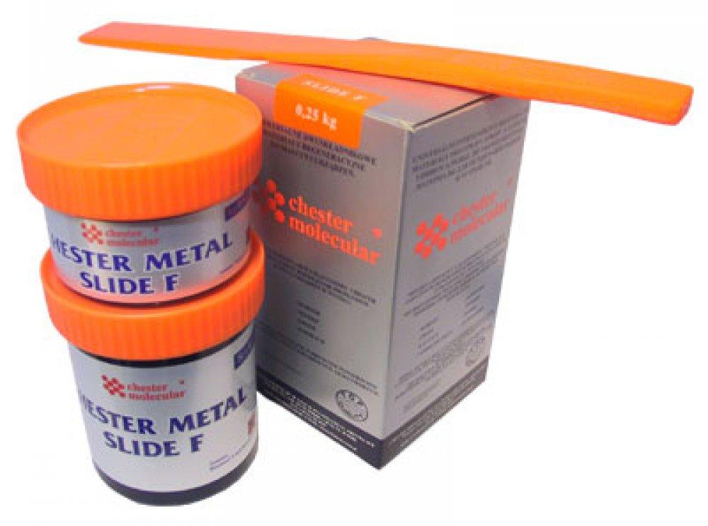 Двухкомпонентный  металлокомпозит Chester Metal Slide F, 0,25кг