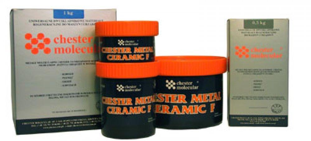 Двухкомпонетный металлокомпозит - Chester Metal Ceramic F 1кг
