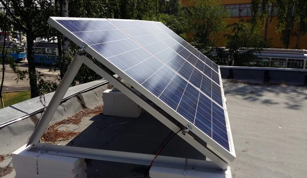 Купить Солнечные панели