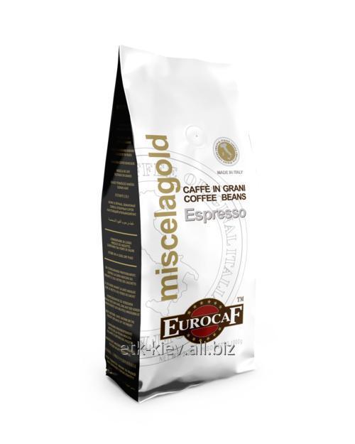 Кофе в зернах EUROCAF «GOLD»