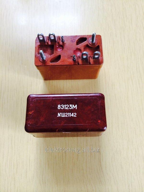 Электромагнитное реле 8Э123М 8E123M