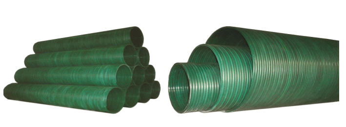 Купить Полимерные трубы большого диаметра