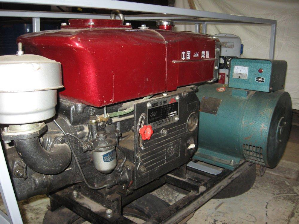 Купити Оренда дизельного генератора 10 квт 400 вольт