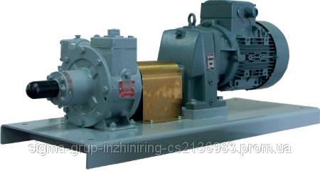 Насосные агрегаты Z 3500 CORKEN для перегрузки аммиака безводного, 490 л/мин в количестве – 2 шт. , в наличии (на складе в Киеве)