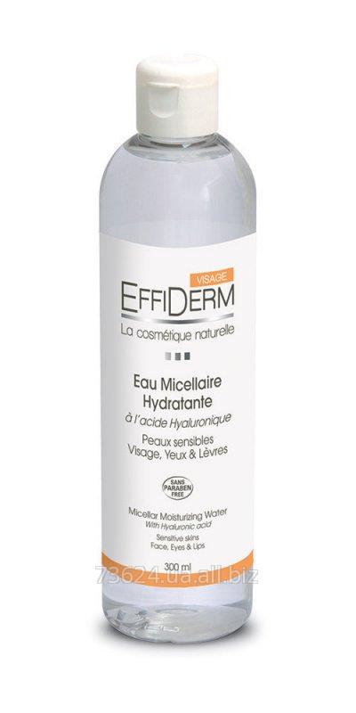 Buy The micellar moisturizing Effiderm/Eau Micellaire Hydratante water, 300 ml